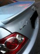 Накладка на спойлер. Toyota Mark X, GRX120