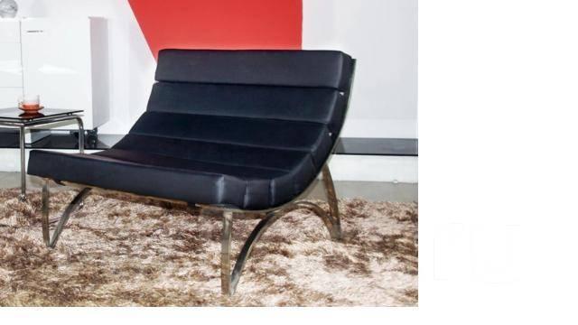 Кресло для отдыха - кушетка (Натуральная Кожа, 3 варианта цвета). Под заказ