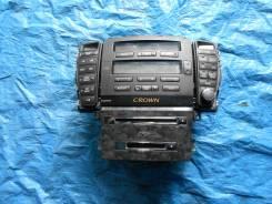 Блок управления климат-контролем. Toyota Crown, GRS180 Двигатель 4GRFSE