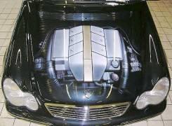 Капот. Mercedes-Benz E-Class, W210. Под заказ