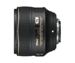 Новинка! Объектив Nikon AF-S Nikkor 58mm f/1.4G!. Для Nikon, диаметр фильтра 72 мм