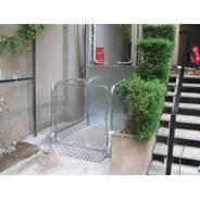 Вертикальный подъёмник для инвалидов