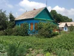 Срочно! Продается дом с земельным участком в пгт. Ярославском. Партизанская 23, р-н Хорольский, площадь дома 65 кв.м., отопление твердотопливное, от...