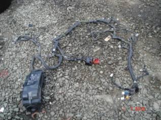 Проводка двс. Toyota Crown, JZS145 Двигатель 2JZGE