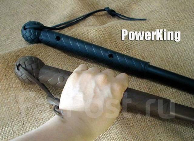 Кнут резиновый для тренировок Cold Steel.