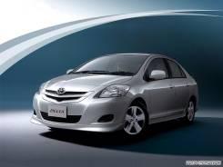 Капот. Toyota Belta