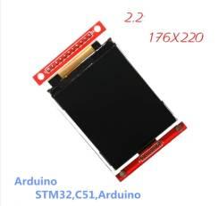 2.2 TFT Экран SPI Arduino. Diodvl. Под заказ