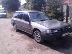 Subaru Legacy Wagon. BF3, EJ18