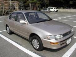 Капот. Toyota Corolla, AE100