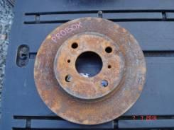 Диск тормозной. Toyota Probox, NCP51 Двигатель 1NZFE