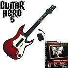 Гитара guitar hero playstation3