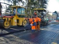 Асфальтирование и ливневая канализация