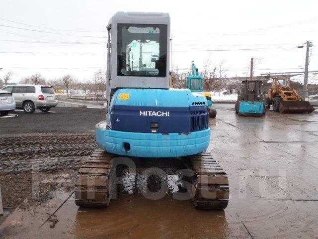 Hitachi. Экскаватор EX40U, 0,13куб. м.