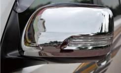 Накладка на зеркало. Toyota Land Cruiser