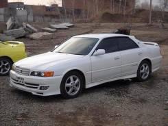 Обвес кузова аэродинамический. Toyota Chaser, GX100, JZX100