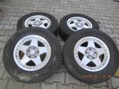 """Комплект колес с жирной резиной 225/70R16. 7.0x16"""" 5x114.30 ET30"""
