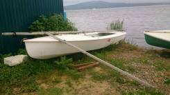 Корпус яхты с мачтой (швертбот) 15 фут.