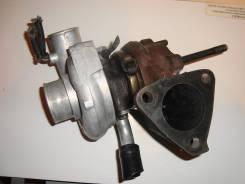 Турбина. Mitsubishi Delica, P25W Двигатель 4D56