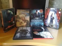 Фильмы, DVD