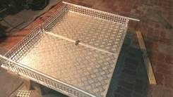 Ремонт алюминиевых катеров лодок.