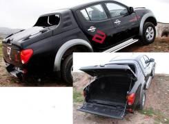 Крышка кузова. SsangYong Actyon Sports Nissan Navara Mitsubishi L200 Volkswagen Amarok Ford Ranger Toyota Hilux. Под заказ