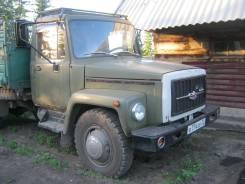 ГАЗ 3307. , 4 250куб. см., 5 000кг., 4x2