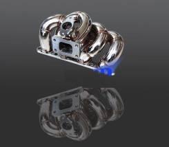 Коллектор выпускной. Honda Civic Honda Civic CRX Двигатели: D16B, D16B1, D16A9, D16Z2, D16Y2, D16A7, D16Y8, D16W8, D16V2, D16Z6, D16Y4, D16W4, D16Y6...