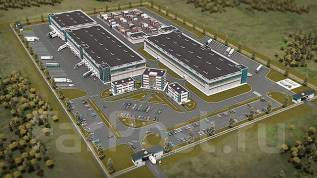 Проект транспортно - логистического комплекс - стадия АР, под участок. более 500 кв. м.