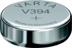 Батарейка Varta 394 S936L, SG9 LR45 LR936 GP94A 194  SR936W G9