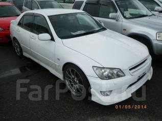 Крыша. Toyota Altezza, SXE10 Двигатель 3SGE