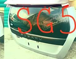 Дверь багажника. Subaru Forester, SG5, SG9, SG, SG9L Двигатели: EJ203, EJ202, EJ205, EJ25, EJ255, EJ20