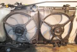 Радиатор охлаждения двигателя. Subaru Legacy B4 Subaru Legacy