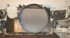 Радиатор охлаждения двигателя. Toyota Cresta, 100