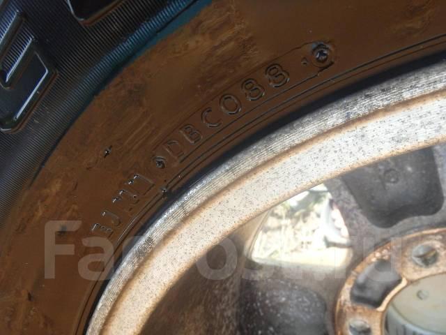 Колесо (запаска) R15 Toyota LAND Cruiser 100. 8.0x16 5x150.00 ET60