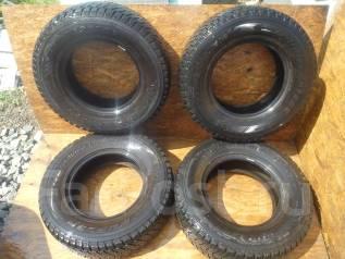 Bridgestone. Зимние, без шипов, 2001 год, износ: 20%, 4 шт