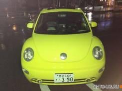 Volkswagen New Beetle. 14I20