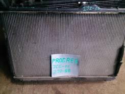 Радиатор охлаждения двигателя. Toyota Progres, JCG11 Двигатель 2JZGE