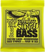 Ernie Ball 2832 Regular струны для бас гитары