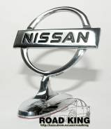 Капот. Nissan