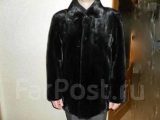 Продам норковый мужской полушубок (черная норка-американский бриллиант 020dd8540560f