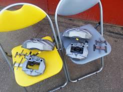 Суппорт тормозной. Toyota Celsior, UCF30, UCF31, UCF20 Двигатель 3UZFE