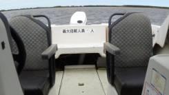 Yamaha. Год: 1993 год, длина 5,20м., двигатель подвесной, 60,00л.с., бензин