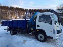 Baw Fenix. Продам автомобиль с КМУ, 3 168 куб. см., 3 500 кг., 7 м.