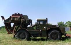 Траншейная машина ТМК2