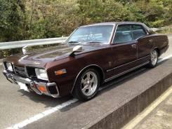 Nissan Cedric. Продам документы с вырубкой большой на Цедрика 1978г