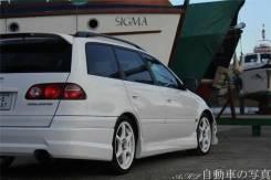 Порог пластиковый. Toyota Caldina, ST210G, ST215W, ST215, ST215G, ST210