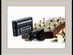 Тюнер для настройки гитары ( «Cherab wst-550g» )