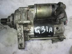 Стартер. Honda Ascot Двигатели: G25A, G20A