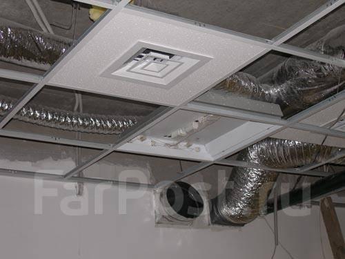 Проектирование систем вентиляции.