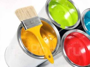 Покраска стен Поклейка обоев Качественная работа РФ Цена в прайсе